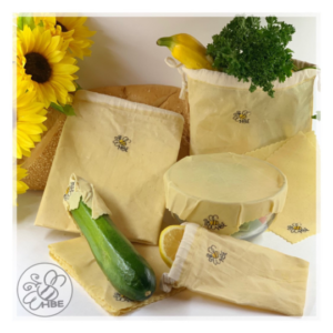 Bee-usable™ Wraps & Bags